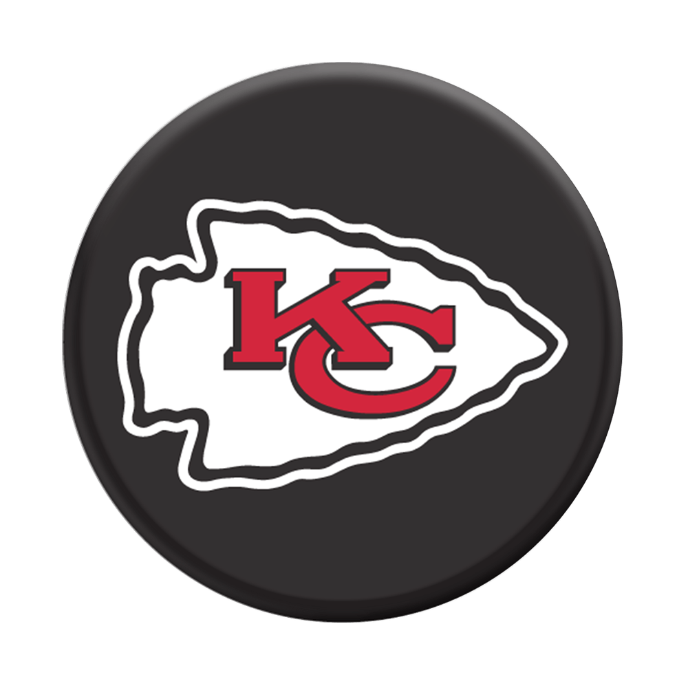 Kansas City Chiefs Logo - NFL - Kansas City Chiefs Logo PopSockets Grip
