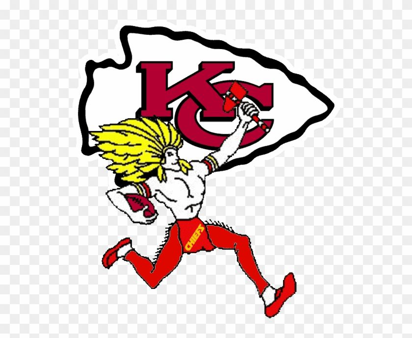 Kansas City Chiefs Logo - Kansas City Chiefs Logo By - Kansas City Chiefs Indian - Free ...