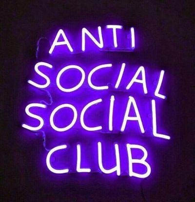 Anti Social Social Club Wallpaper Tumblr
