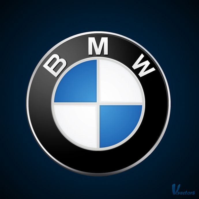 BMW Logo - Create the BMW Logo | VforVectors