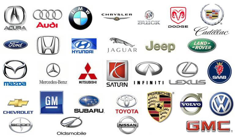 Circle Car Logo Logodix