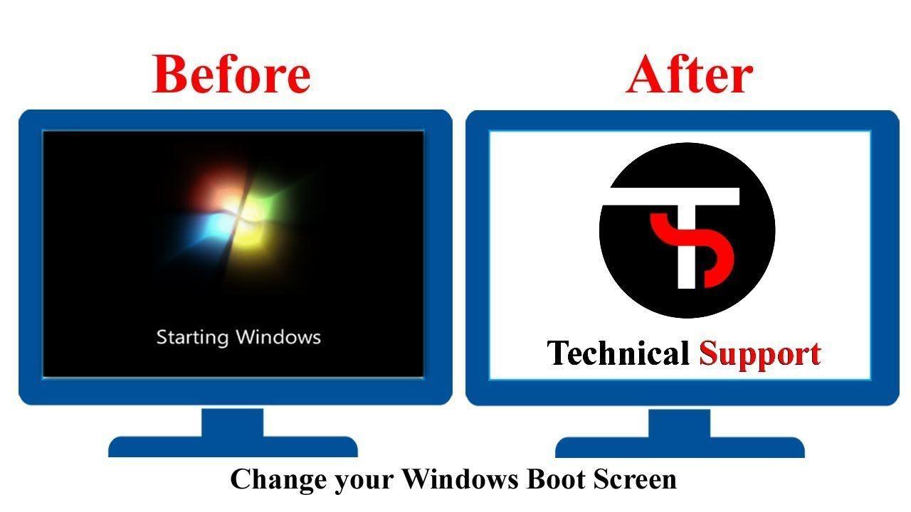 Custom Windows Logo - LogoDix