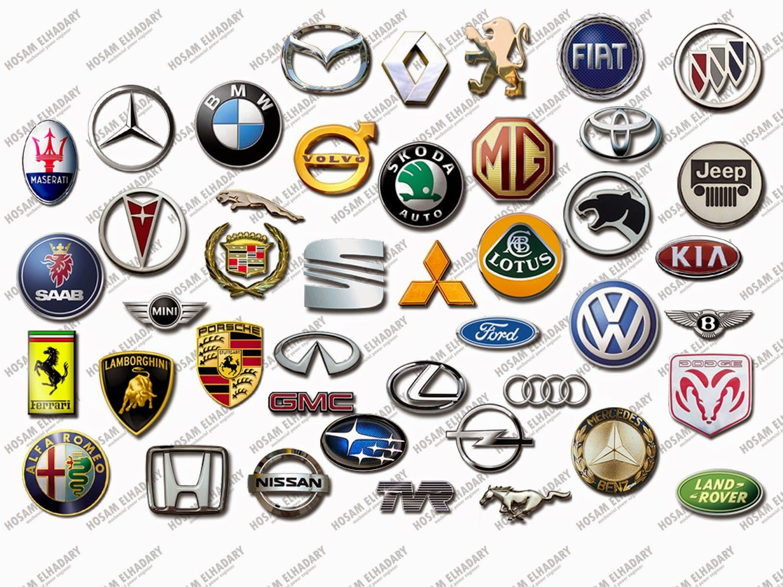 Foreign Luxury Car Logo Logodix