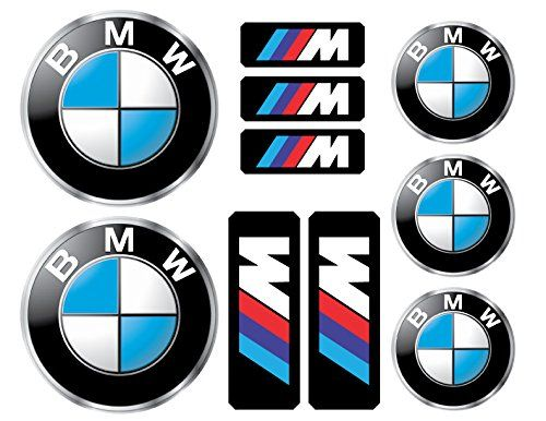 BMW Logo - Galleon - BMW Logo Decals, Stickers