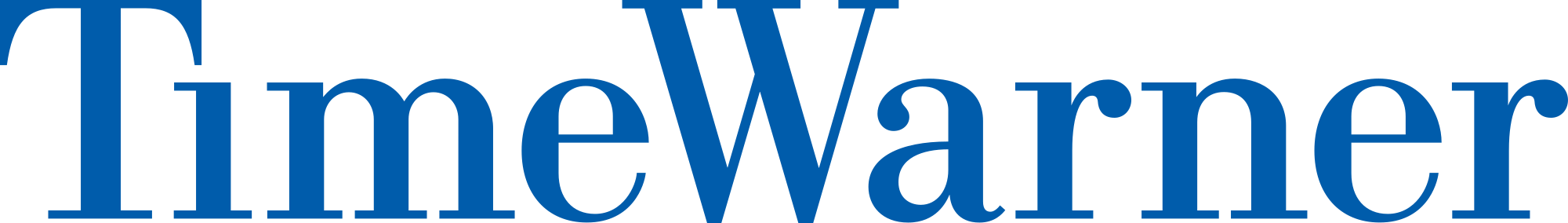 Time Warner Logo - File:Time Warner wordmark.svg - Wikimedia Commons