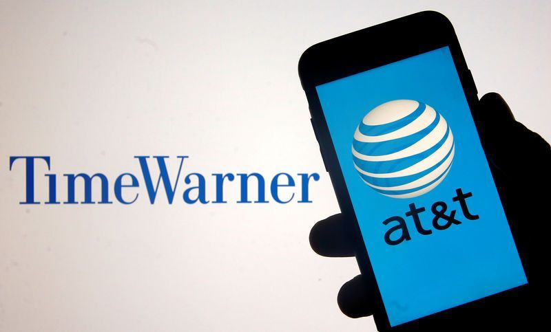 Time Warner Logo - Nine state attorneys general back AT&T in Time Warner appeal