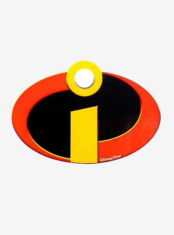 graphic about Incredibles Logo Printable known as Incredibles Symbol - LogoDix