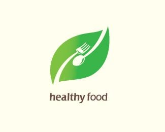 Health Food Restaurant Logo Logodix