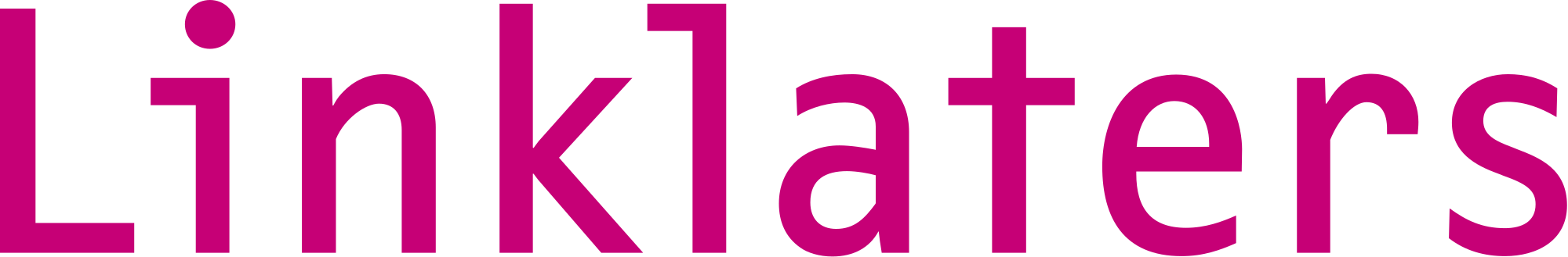 Linklaters Logo - File:Linklaters.svg - Wikimedia Commons