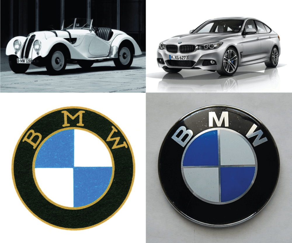 BMW Logo - History of the BMW Logo | Fine Print Art