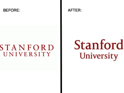 Standford University Logo - Why Stanford University Changed Its Logo - Business Insider