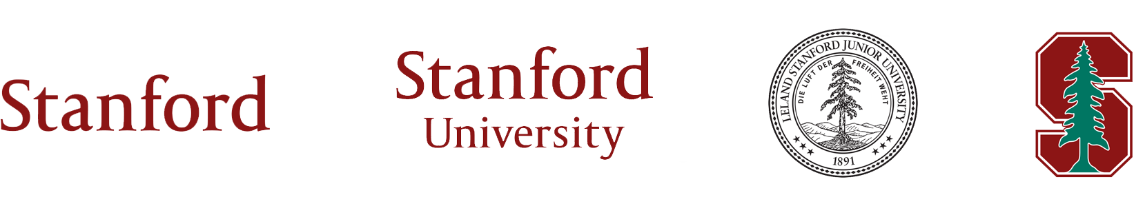 Standford University Logo - Name and Emblems | Stanford Identity Toolkit