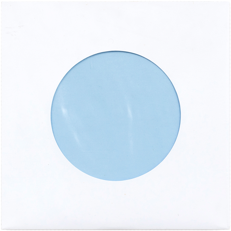 4 Blue Circles Logo - Julian Dashper - Blue Circles #4