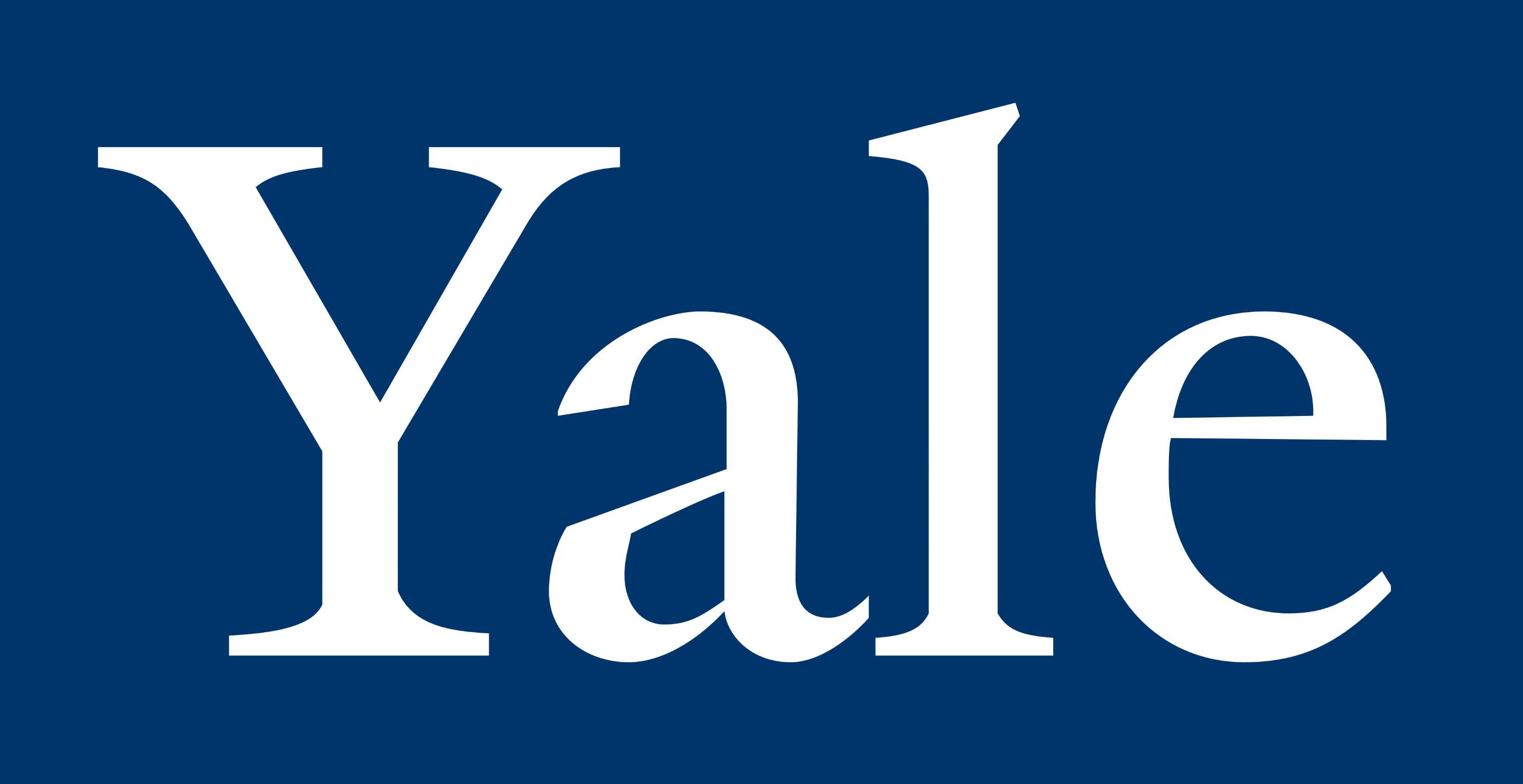Yale Logo - Yale University – Logos Download