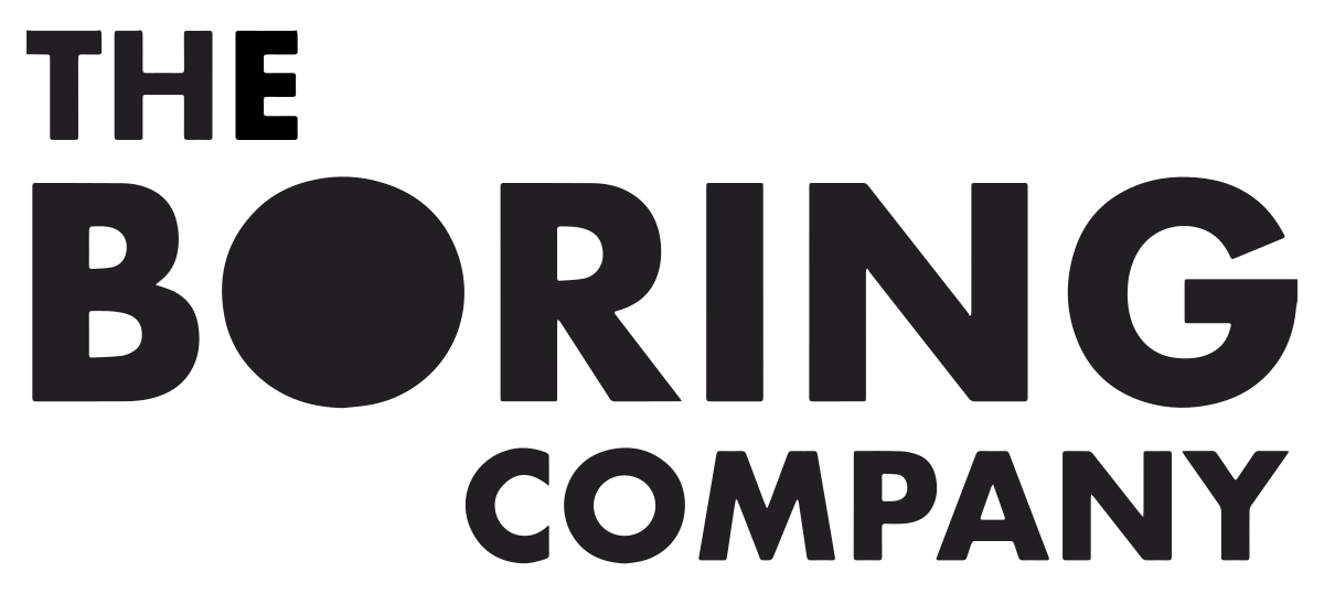 The Boring Company Logo