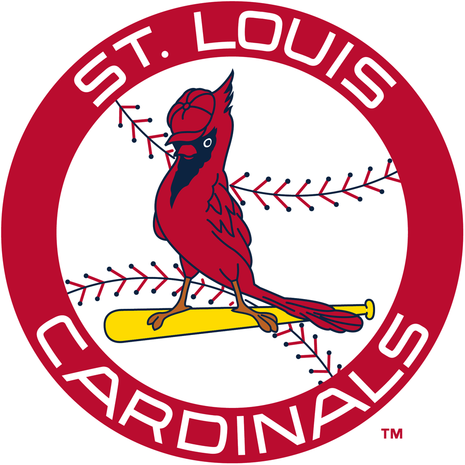 St. Louis Cardinals Logo - St. Louis Cardinals Primary Logo - National League (NL) - Chris ...