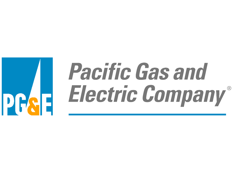 PG&E Logo - EV Connect Selected for New Electric Vehicle Charging Infrastructure ...