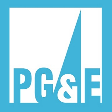 PG&E Logo - PG&E Company Customer Support Service Toll Free Phone Number