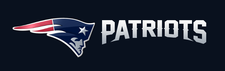 New England Patriots Logo - Brand New: New Logo for New England Patriots