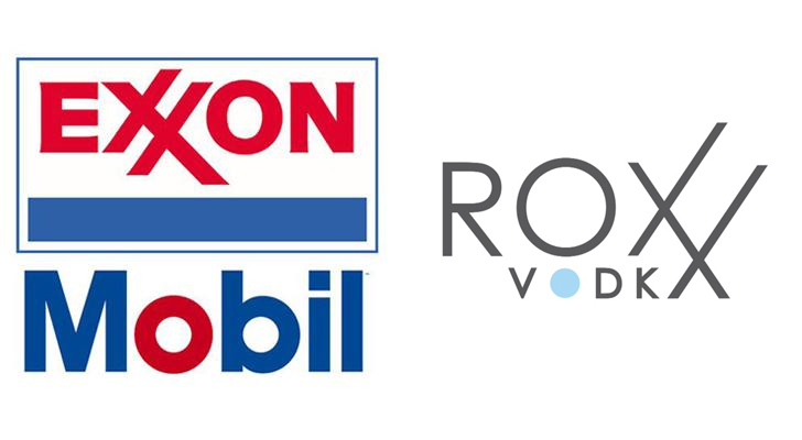 Exxon Mobil Logo - ExxonMobil Sues Roxx Vodka Over Trademark | Convenience Store News