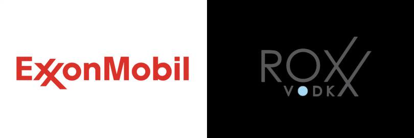 Exxon Mobil Logo - Exxon Mobil Says a Vodka Brand Unlawfully Using Its XX Logo | CMO ...