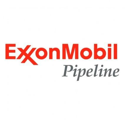Exxon Mobil Logo - Logo embroidery - Exxon Mobil Pipeline – FireProtectionOutfitters