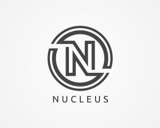 N In Circle Logo Logodix