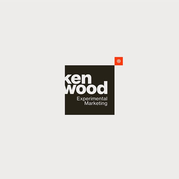 Square Logo - Kenwood Experimental Marketing - Logo Design - Logotype, Square ...