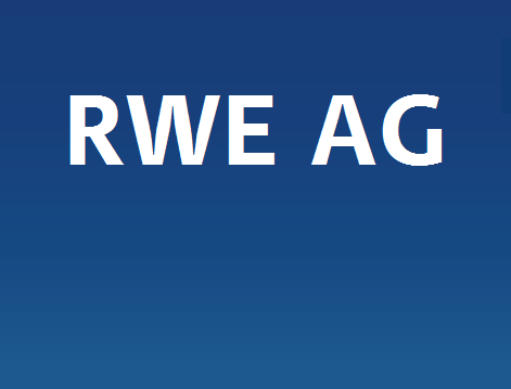 RWE AG Logo - More focussed and effective: RWE reorganises its conventional ...