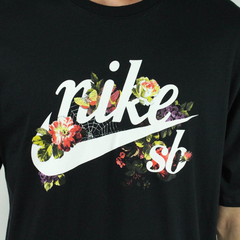 Nike Floral Logo Logodix