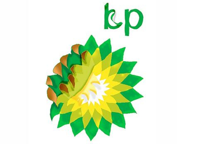 BP Logo - Greenpeace attacks BP with competition to redesign its logo