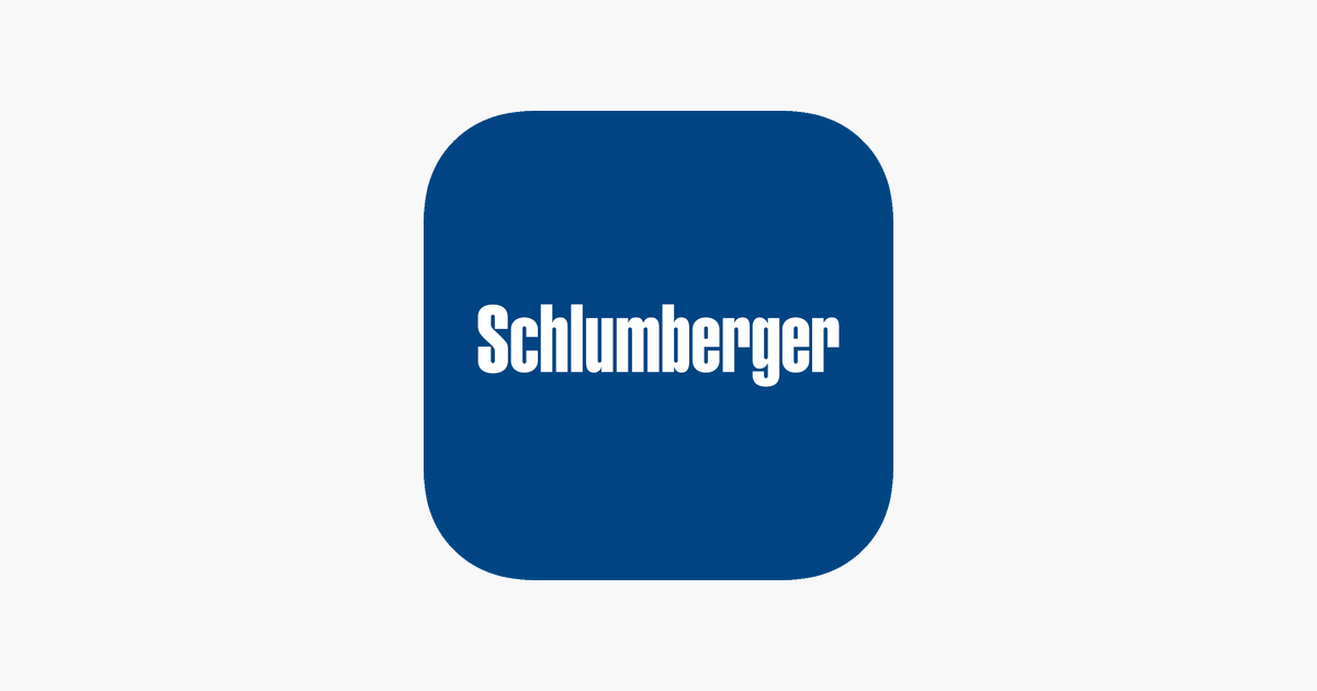 Schlumberger Logo - Schlumberger Investor Relations on the App Store