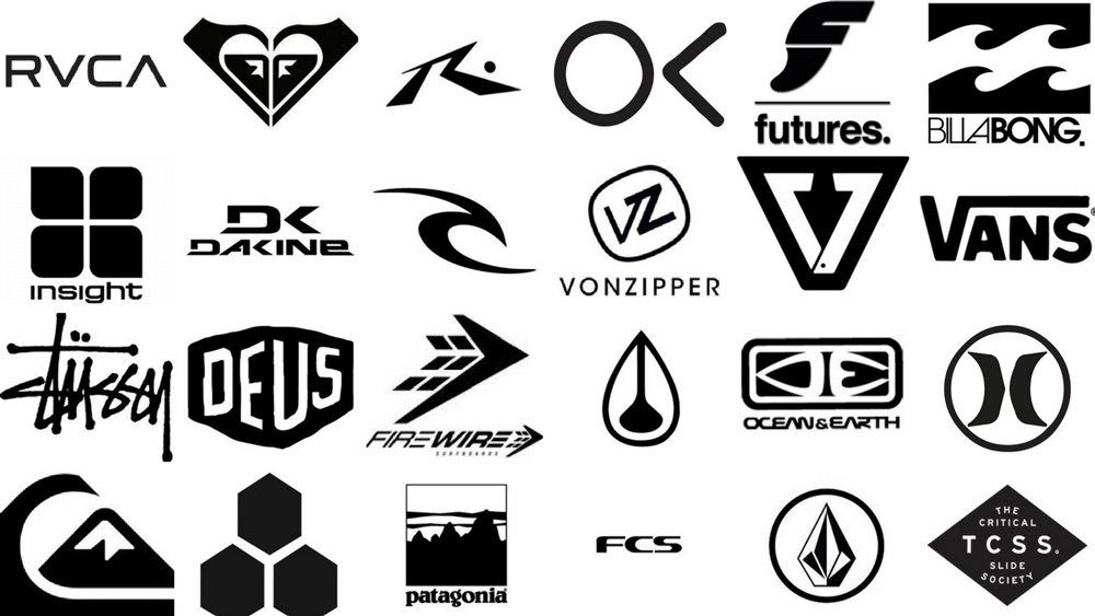 Skateboard Clothing Brands Logo - 30 of the Best Surf Brands | Surfd