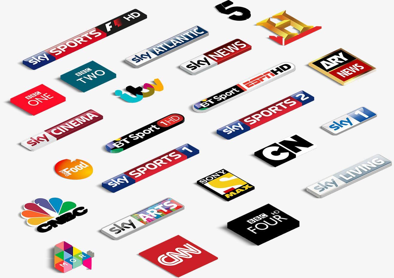 TV Channel Logo - LogoDix