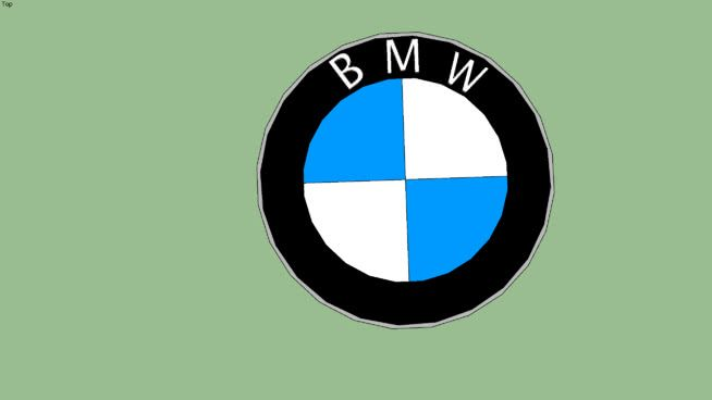 BMW Logo - BMW logo | 3D Warehouse
