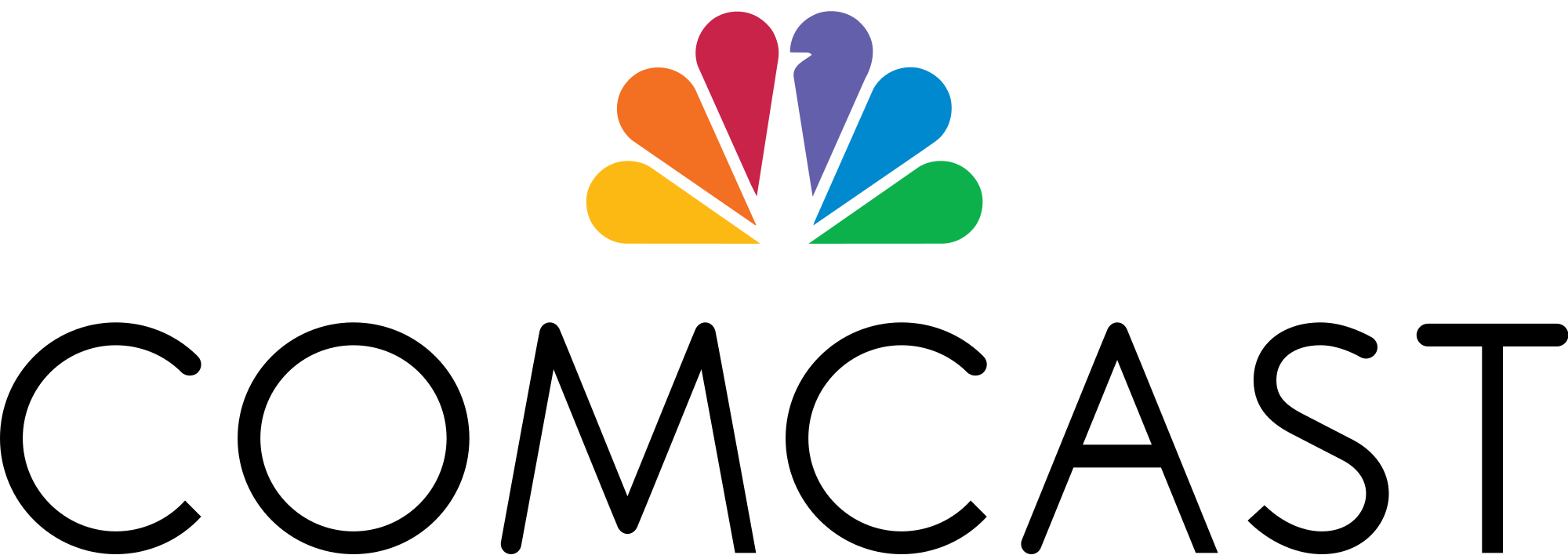 Comcast Logo - File:Comcast Logo.svg - Wikimedia Commons