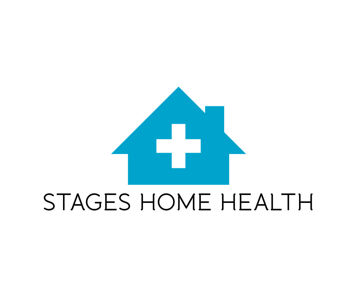Goodman Logo - Elegant, Serious, Home Health Care Logo Design for Stages Home ...