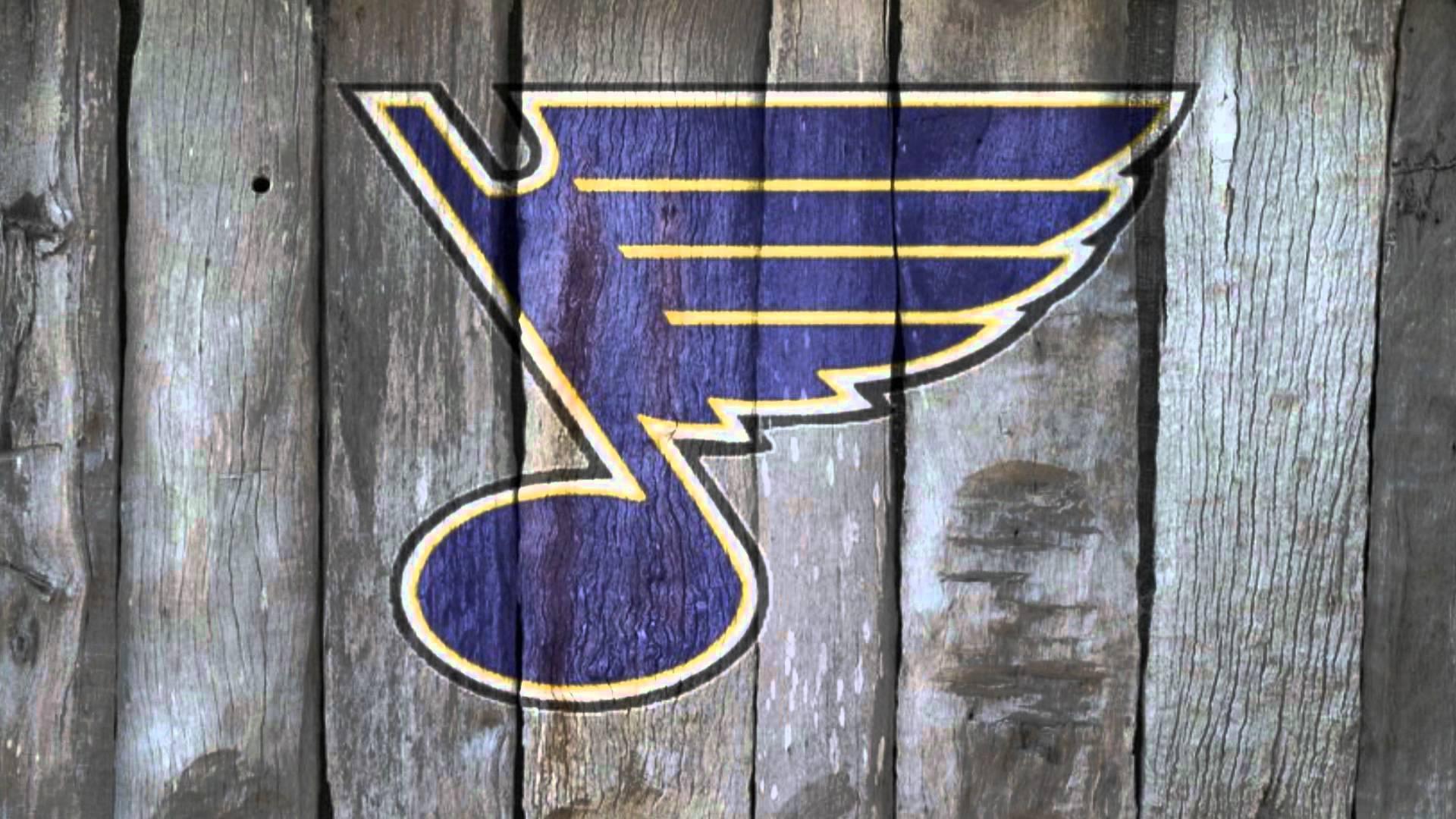 Stl Blues Logo Logodix