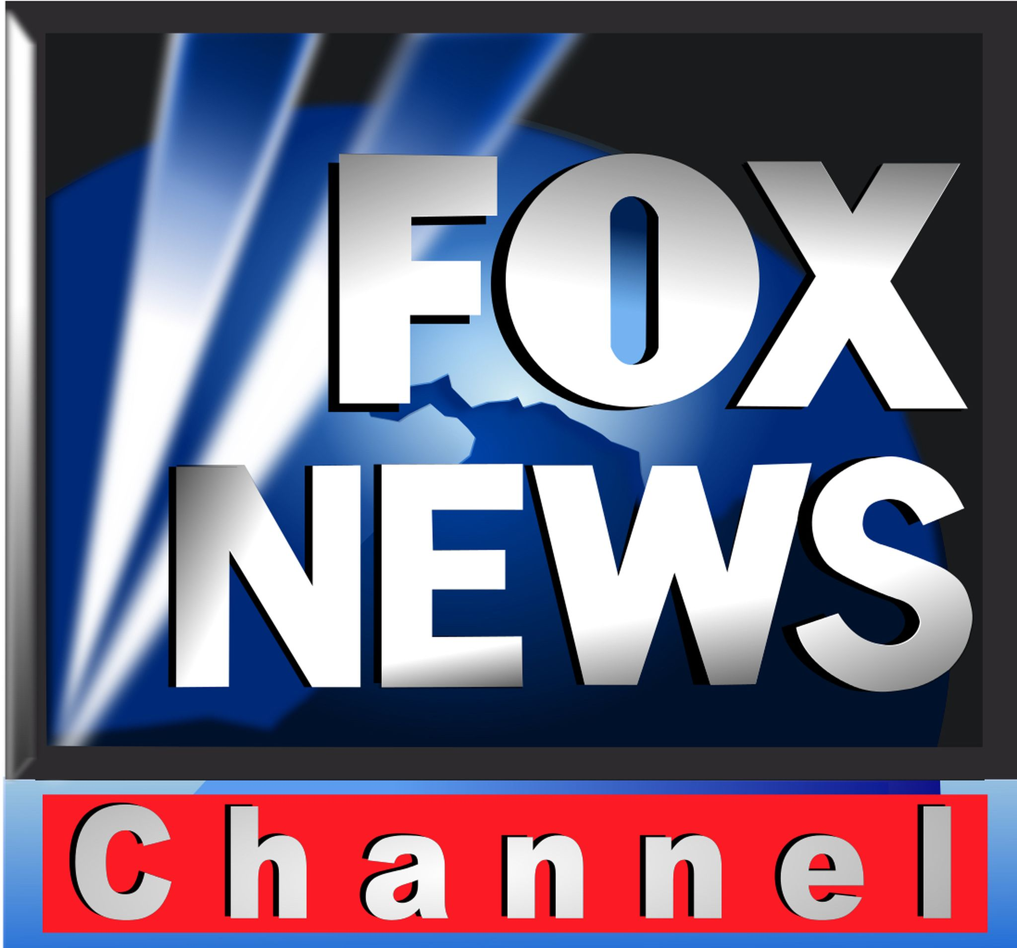 Fox News Logo - Fox News tops Twitter as the 'most shared' news organization on U.S. ...