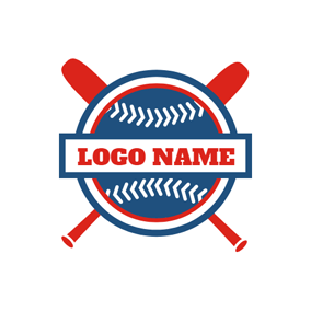 Black Red Bat in Circle Logo - LogoDix