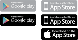 Google Play Logo - App Store and Google Play Logo Vector (.EPS) Free Download