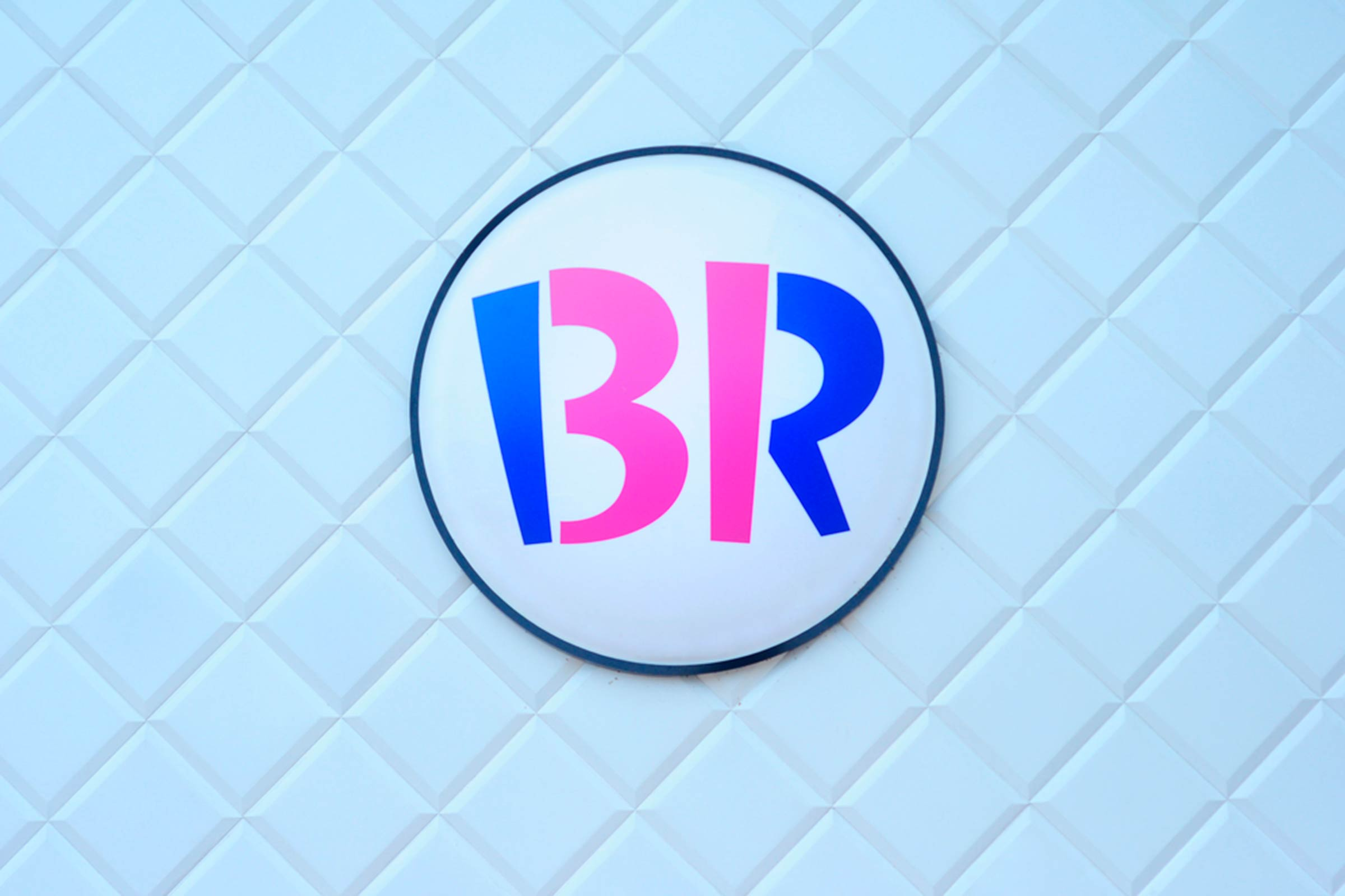 Baskin-Robbins Logo - There's a Hidden Symbol in the Baskin Robbins Logo | Reader's Digest