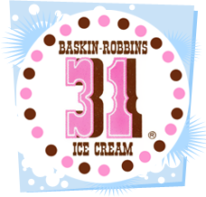 Baskin-Robbins Logo - Our History | Baskin-Robbins