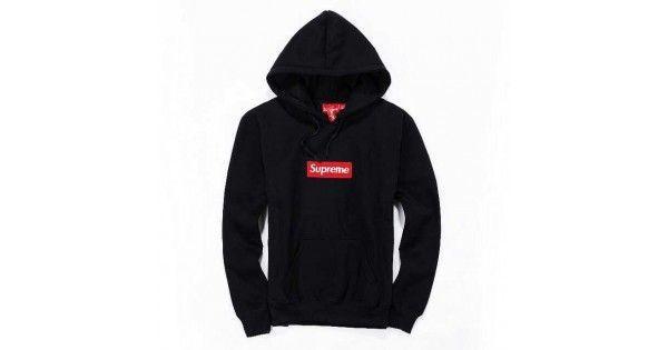 4983fcb1f094d5 Supreme Red Box Logo Hoodie  Buy Supreme
