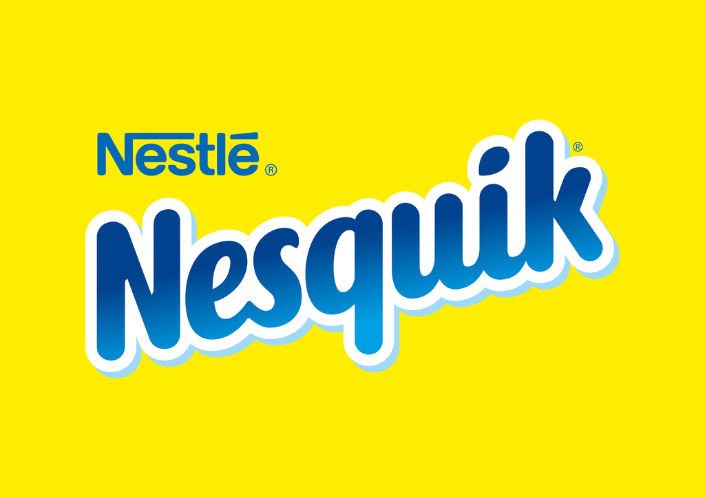 Nesquik Logo - Nesquik logo | More about Nesquik: www.nestle.com/brands/all… | Flickr