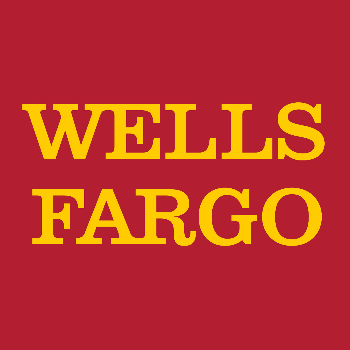 U.S. Bank Logo - Wells Fargo