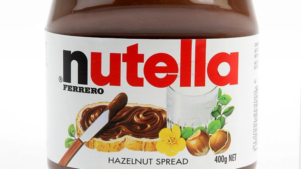 Nutella Logo - 10 Nutty Nutella Facts | The List Love