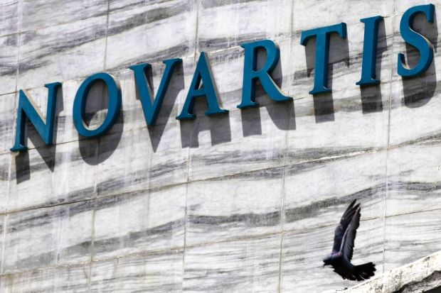 Novartis Logo - Novartis to close Mississauga plant, cut 300 jobs | CP24.com