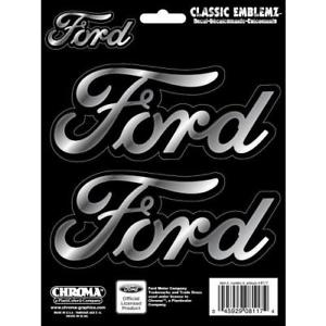 FORD DECAL 8117
