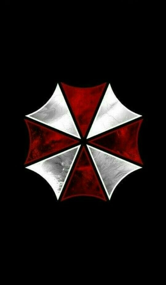Resident Evil Logo - Umbrella Corps Logo - Wallpaper iPhone | Resident Evil | Pinterest ...